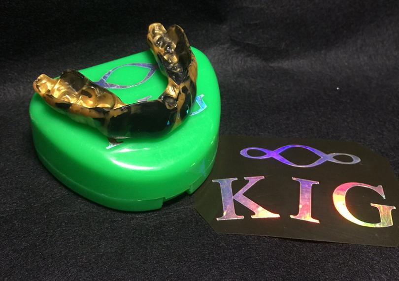 KIG-Mouth Guard  コンタクトスポーツ 画像2