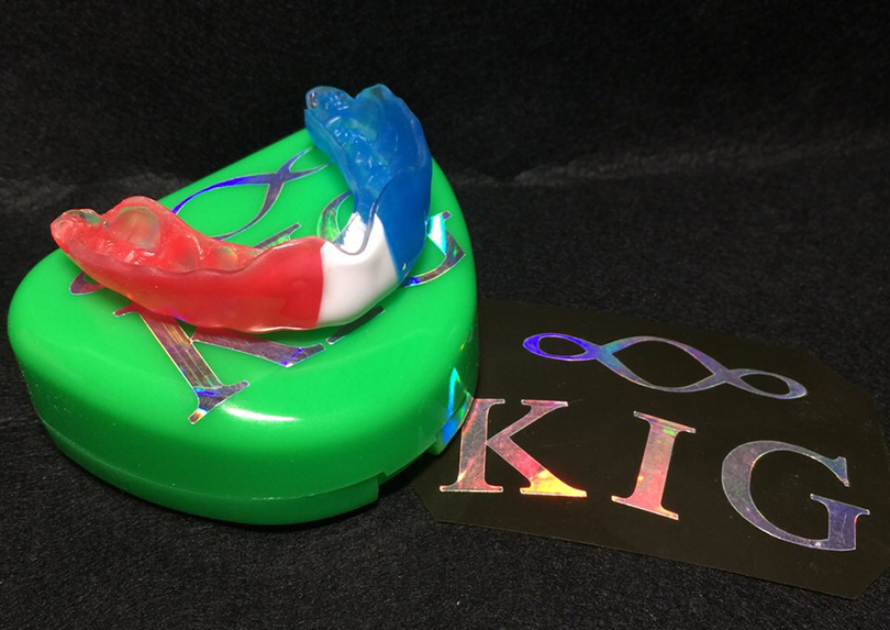 KIG-Mouth Guard  コンタクトスポーツ 画像1